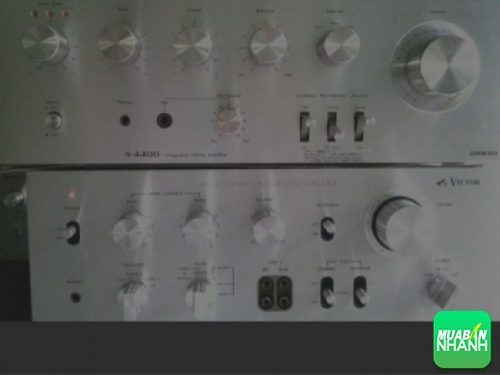 Lựa chọn dàn ampli cho dân chơi âm thanh