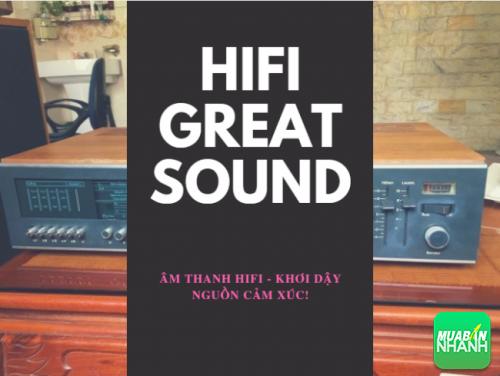 Hệ thống âm thanh hifi - khơi dậy nguồn cảm xúc