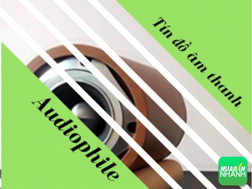 Super treble rời nghe nhạc ngoài của Audiophile